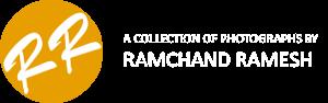 A Portfolio Of Photographs By Ramchand Ramesh Logo